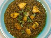 Curry Lentilles Cachemire Courge