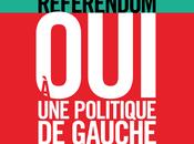 """Politique Gauche PARTICIPEZ RÉFÉRENDUM """"Est-ce vous dites 'oui' politique gauche"""