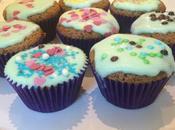 Cupcakes chocolat praliné