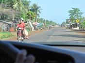 route Siem Reap...