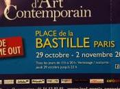 Grand Marché d'Art Contemporain place Bastille Octobre Novembre 2015