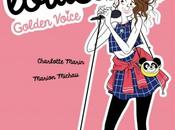 bloc-notes Louise (2/?) Golden voice Charlotte Marin & Marion Michau
