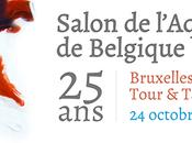 14ème Salon l'aquarelle Belgique ouvert jusqu'au Lundi novembre 2015