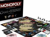 Global Licensing Winning Moves lancent Monopoly Game Thrones