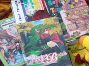 Chroniques week magie magiiiiie, mangas génie