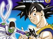 Dragon ball 6ème partie tournoi l'au-delà Tome Akira Toriyama