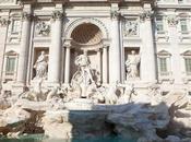 Fontaine Trevi après restauration