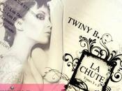Découvrez Twiny nouvelle auteur Nisha Editions nous parle Chute