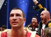 Klitschko plie face Fury anglaise