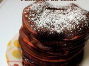 Pancakes minceur cacao