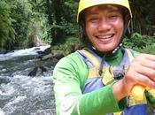 Rafting rivière Talaga Waja Klungkung