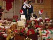 chiens chats déguisés lutin fabriquent jouets Noël