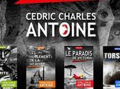 Cédric Charles Antoine, auteur talentueux découvrir