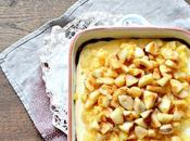 """cheese Cake trop gourmand vanille, pommes cuites four caramel beurre salé vous l'avais Trop gourmand"""""""