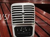 Microphone Shure Motiv MV51: indispensable pour podcasts