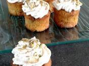Cupcakes carotte sirop d'érable
