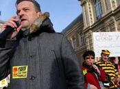 Neuf mois prison ferme contre d'anciens salariés Goodyear nouveaux syndicalistes condamnés