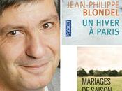 Jean Philippe Blondel: classes préparatoires, OUI; mariage, NON...