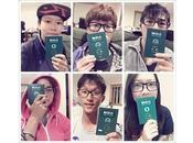Taïwan, passeports jouent cache-cache