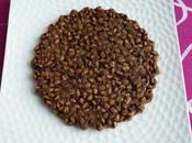 galette végane moelleuse complet soufflé l'orge torréfiée (diététique, sans sucre beurre oeuf caféine)