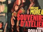 Musée Gustave MOREAU Souvenirs d'atelier Georges ROUAULT Janvier Avril 2016