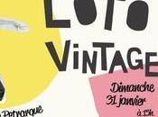 Dimanche prochain, c'est Loto Vintage!