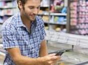 Géolocalisation consommateurs dans grandes surfaces