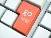 Viralité: vitesse diffusion contenu media