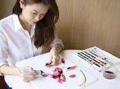 Connaissez vous illustratrice mode Grace Ciao