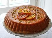 Gâteau moelleux l'orange