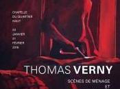 Exposition »Scènes ménage paysages Thomas Verny Chapelle Quartier Haut Sète