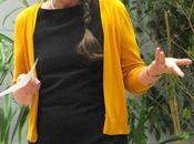 """Présentation """"Un volcan toits Paris"""", avec Christine Matos Avignon"""
