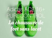 Adidas PURECONTROL chaussure foot sans lacet