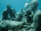 Museo Atlantico, installation premier musée sous-marin d'Europe