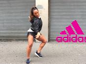 Adidas femmes avant dans here create
