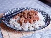 Porc caramel vietnamienne