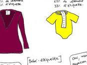 petites vérités bébés... #11, étiquettes vêtements