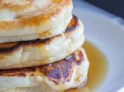 Recette pancakes super épais très moelleux