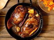 Magret canard poivre Sichuan l'orange