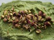 Green Pea, Pistachio Avocado