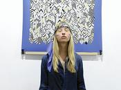 Alexia Nokovitch, contemplation Poster-pant