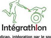 L'Intégrathlon, fête sportif pour rassembler personnes handicapées valides