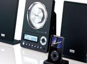 Hifi dock iPod chez TEAC CD-X10i
