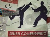série Iron Fist trouvé Colleen Wing