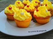 Cupcake citron mascarponne thermomix sans