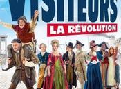 Cinéma Concours Gagnez trois invitations pour deux personnes visiteurs révolution