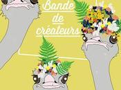 Bande créateurs avril Paris