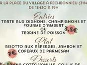Mercredi prochain, Avril Pechbonnieu avec Suzette