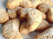 Croissants lune noisettes