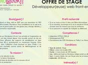 WANTED stagiaire développeur(euse) front-end